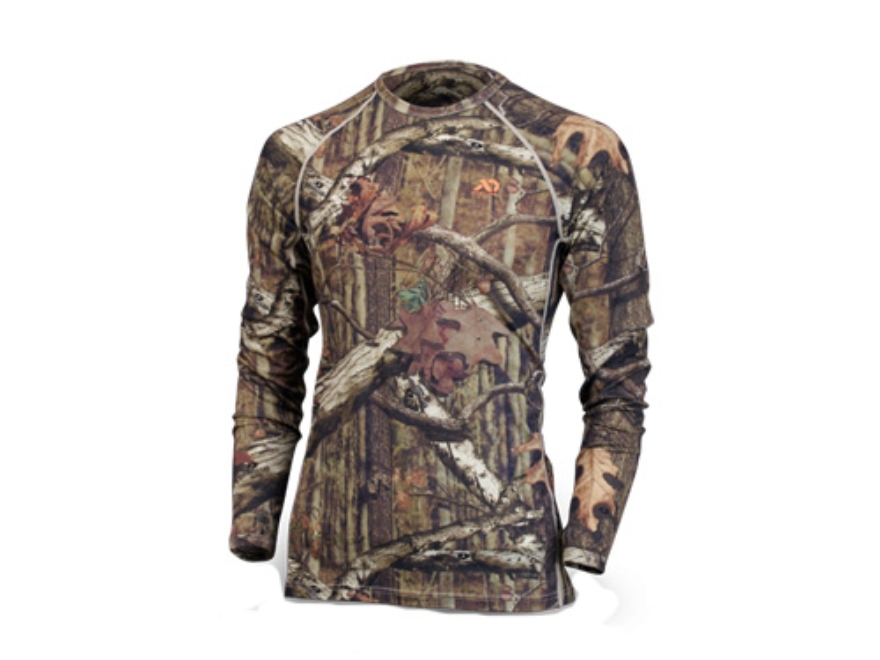 First Lite Men's Llano Crew Long Sleeve Base Layer Shirt