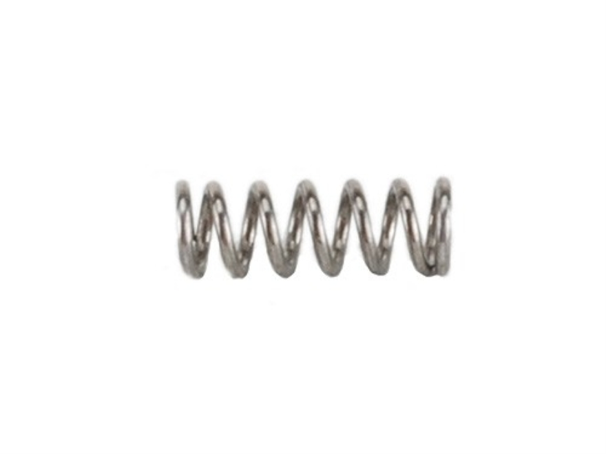 Smith & Wesson Rear Sight Plunger Spring S&W 14 to 19, 24, 25, 27, 28, 29, 34, 36, 57, 60-4, 63, 66, 67, 317, 325PD, 329PD, 500, 586, 610, 617, 620, 624, 625, 627, 629, 631, 648
