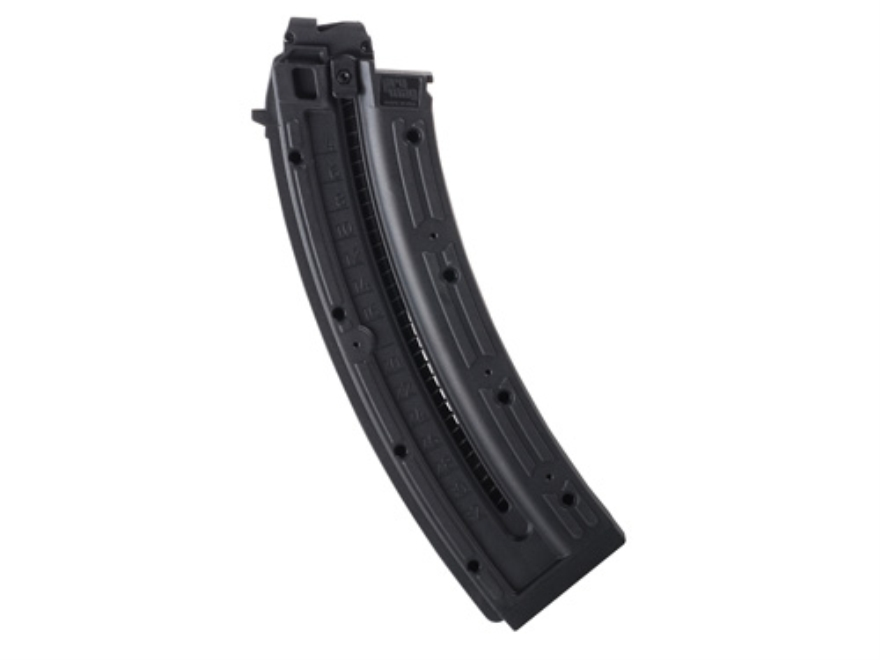 ProMag Magazine GSG AK-47 22 Long Rifle Polymer Black