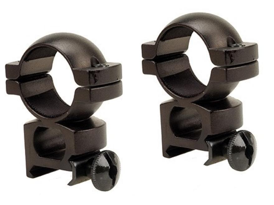 "Barska 1"" See-Thru Weaver-Style Rings"