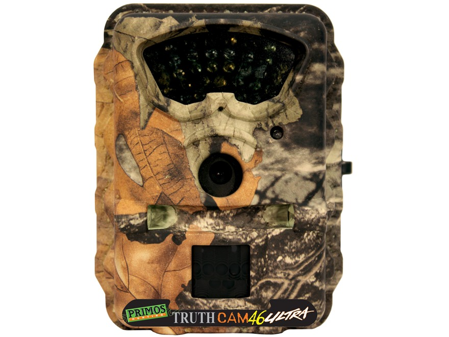 Primos Ultra 46 Infrared Game Camera 7.0 Megapixel Matrix Camo