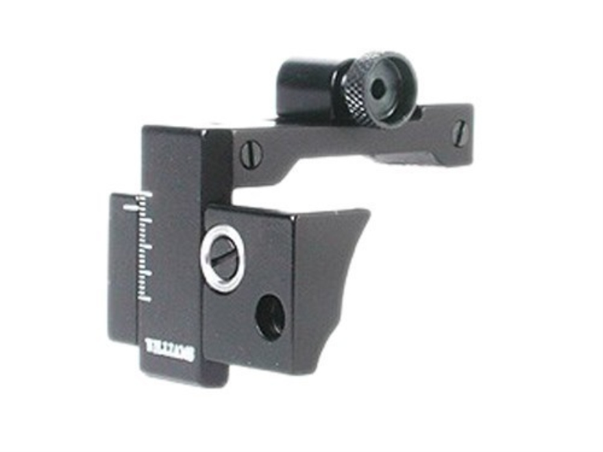 Williams FP-600 Receiver Peep Sight Remington 600, 660 Bolt Action and XP-100 Aluminum Black