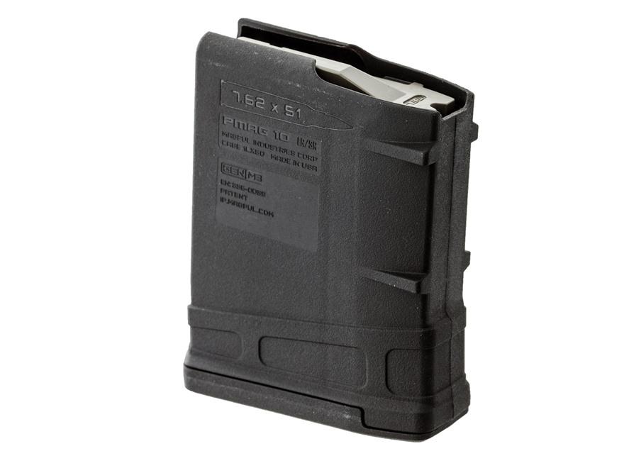 Magpul PMAG LR/SR Gen M3 Magazine LR-308, GII, SR-25 308 Winchester Polymer