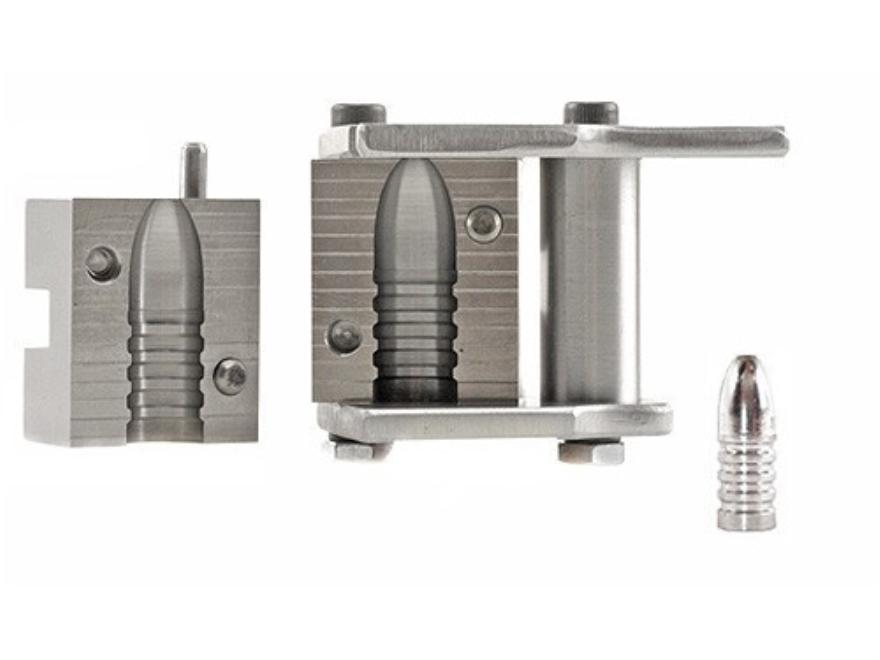 "Hoch Custom 1-Cavity Nose Pour BPCR Bullet Mold 45 Caliber (459 Diameter) 500 Grain Semi-Spitzer Creedmore 1.325"" Bullet Length"