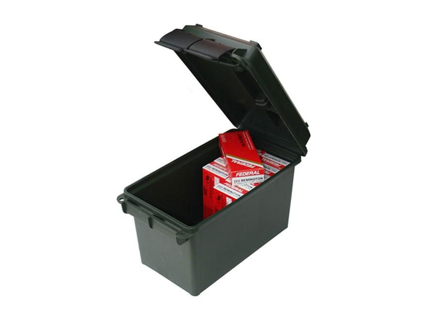 MTM Ammunition Can 50 Caliber Plastic