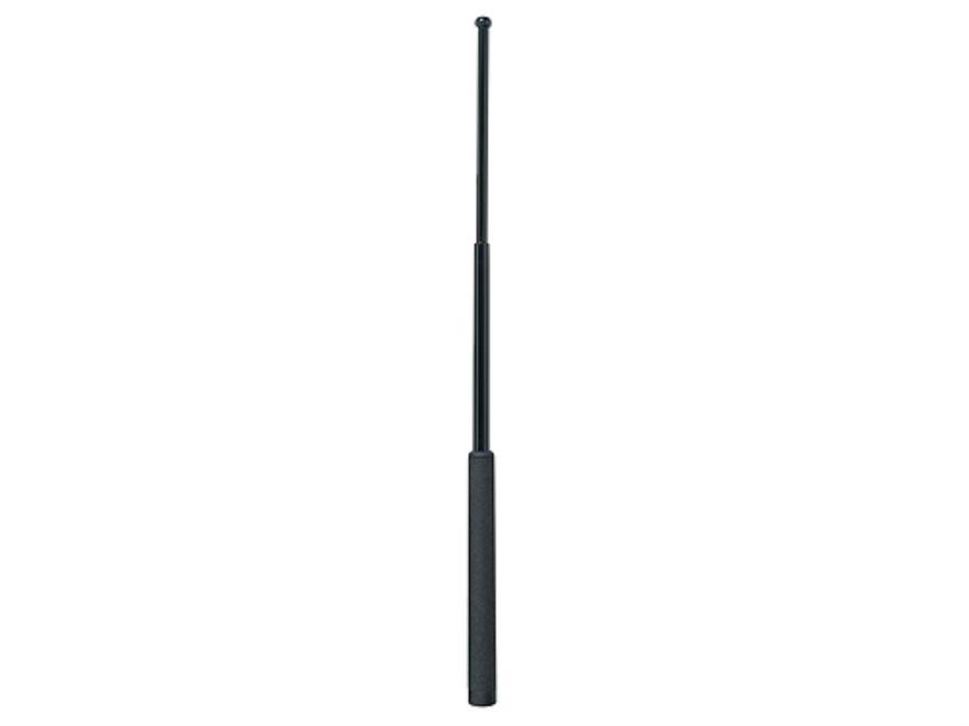 """ASP Friction Loc Baton 26"""" Expandable 4140 Steel Shaft Black Chrome Finish Dura Tec Gri..."""
