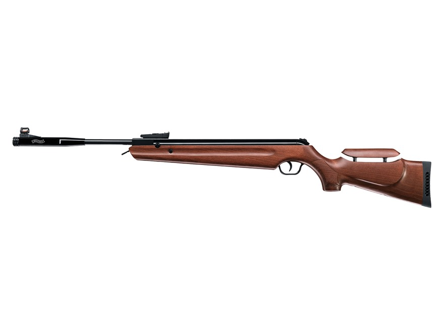 Walther lgv competition ultra pellet air rifle wood stock
