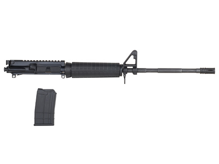 """ATI AR-15 A3 T-14 Upper Assembly 410 Bore 20"""" Barrel Chrome Moly Matte with Flash Hider..."""