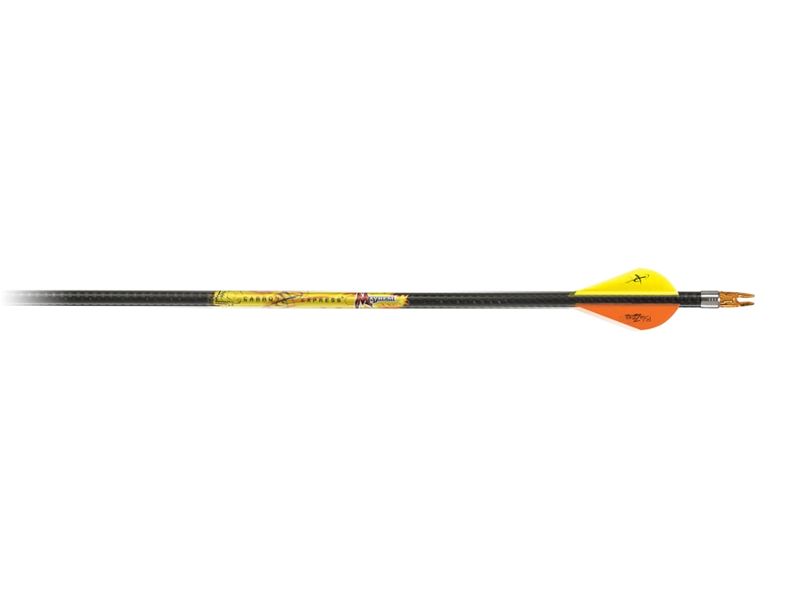 "Carbon Express Mayhem Carbon Arrow 2"" Blazer Vanes Pack of 6"