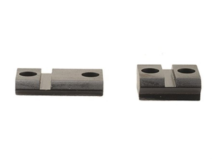 Warne Maxima 2-Piece Steel Weaver-Style Scope Base Kimber 8400