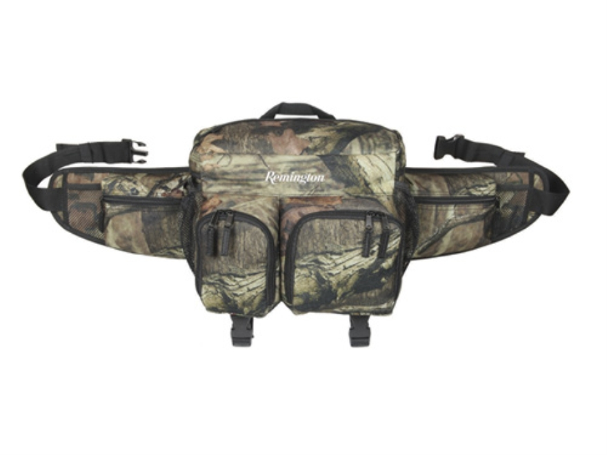 Remington Express Fanny Pack Nylon Mossy Oak Break-Up Infinity Camo