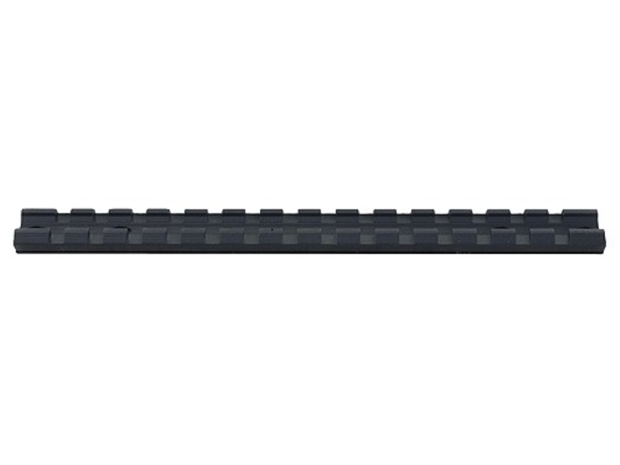 Weaver 1-Piece Multi Slot Tactical Weaver-Style Base for Savage 10 Through 16 Round Rear, Short Action Matte