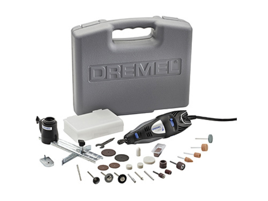 Dremel Variable Speed Rotary Hand Grinder Kit