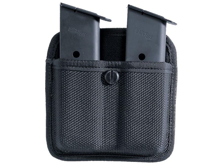 Bianchi 7320 Triple Threat 2 Magazine Pouch Beretta 92, Glock 17, 19, 22, 23, Sig Sauer...