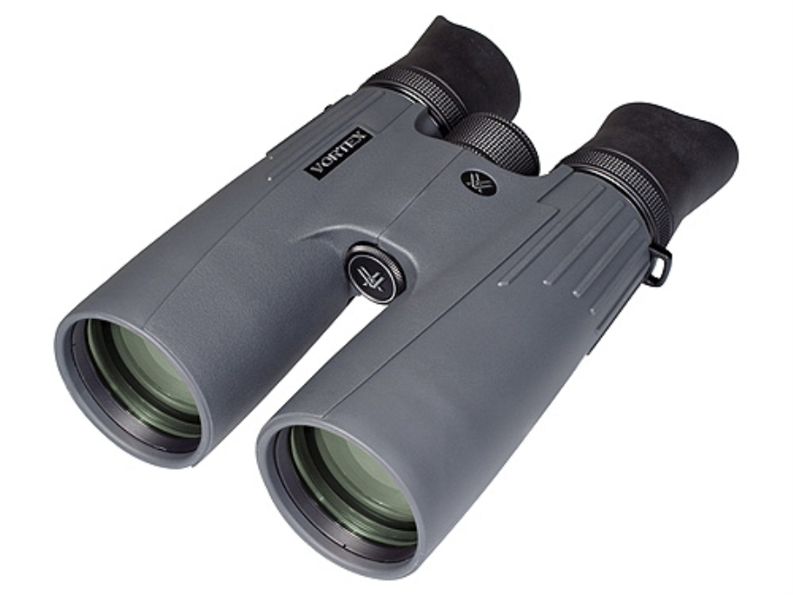 Vortex Optics Viper Tactical Binocular 10x 50mm Roof Prism Rangefinding Reticle Rubber Armored Gray