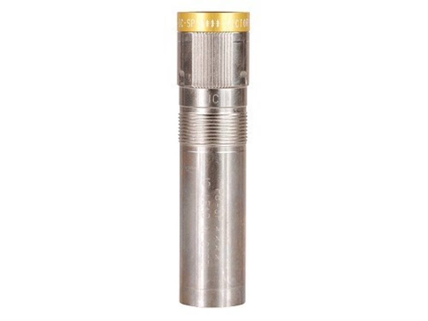 Beretta Extended Choke Tube Beretta Mobilchoke Victory Silver with Color Bands 20 Gauge