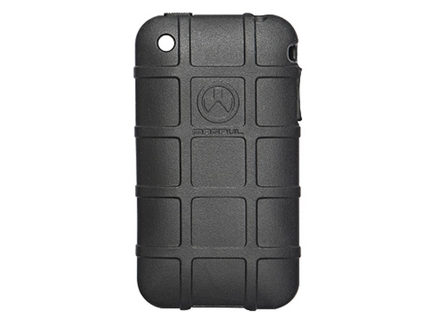 Magpul Apple iPhone Field Case 3G, 3GS Rubber Black
