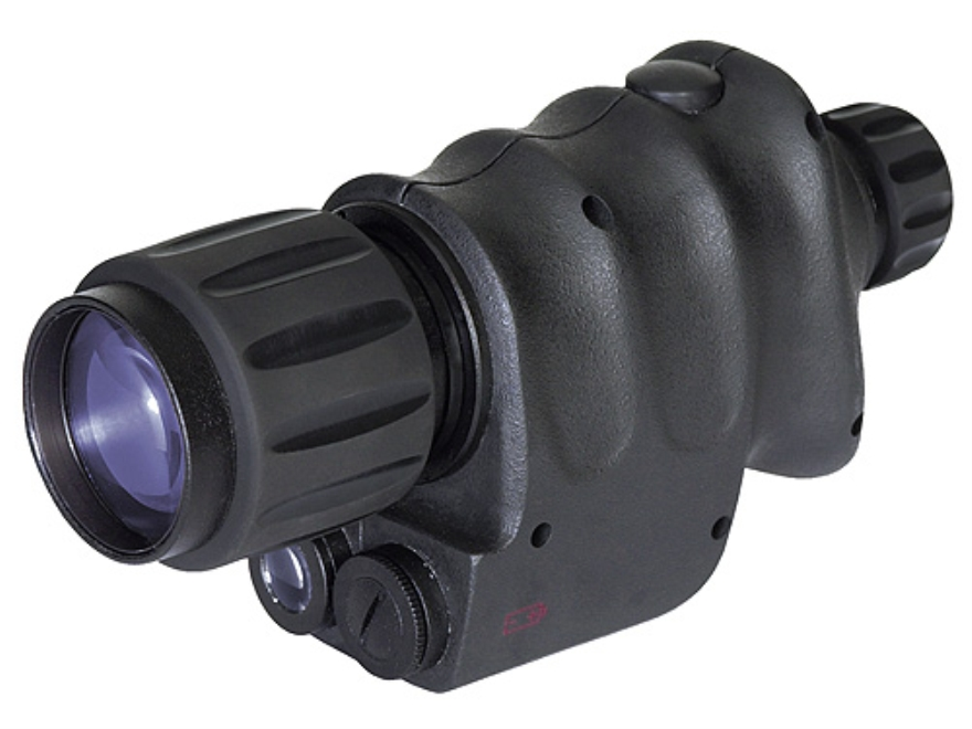 ATN Night Storm 3 3rd Generation Night Vision Waterproof Monocular 3.5x 50mm Black