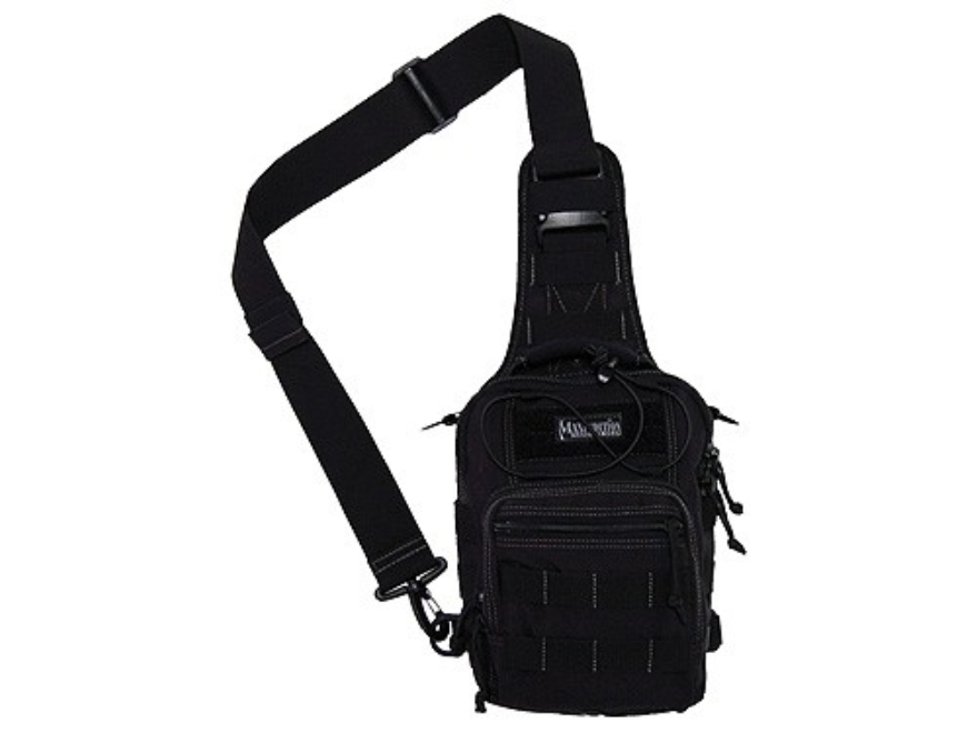 Maxpedition Remora GearSlinger Pack Nylon Black
