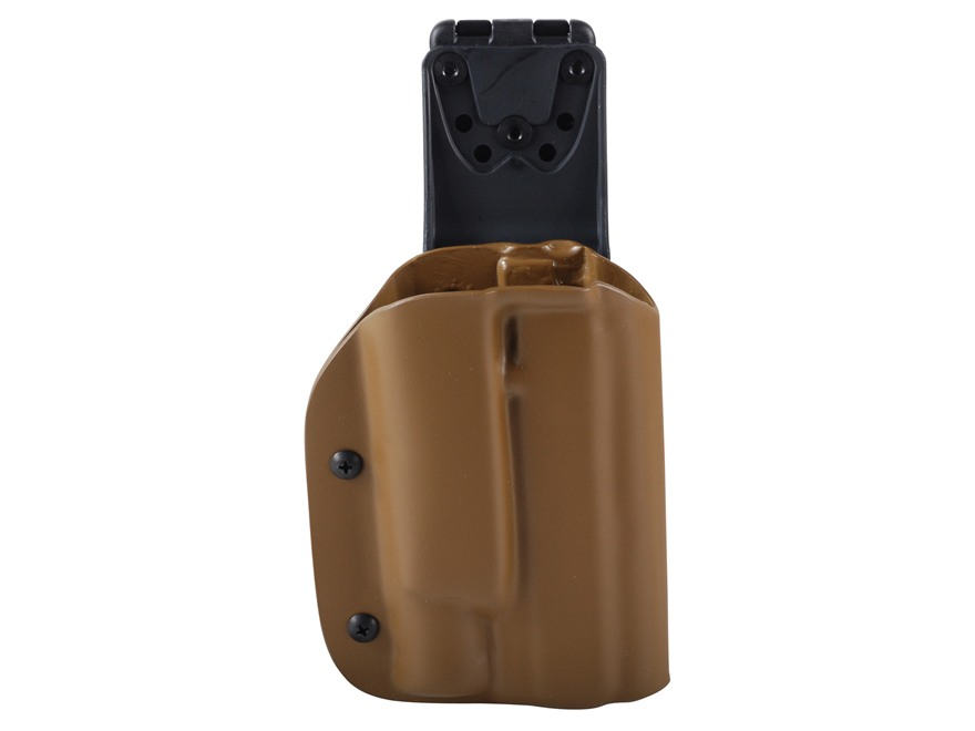 Blade-Tech Weapon & Tactical Light Holster Right Hand 1911 Government with Mounted Sure...