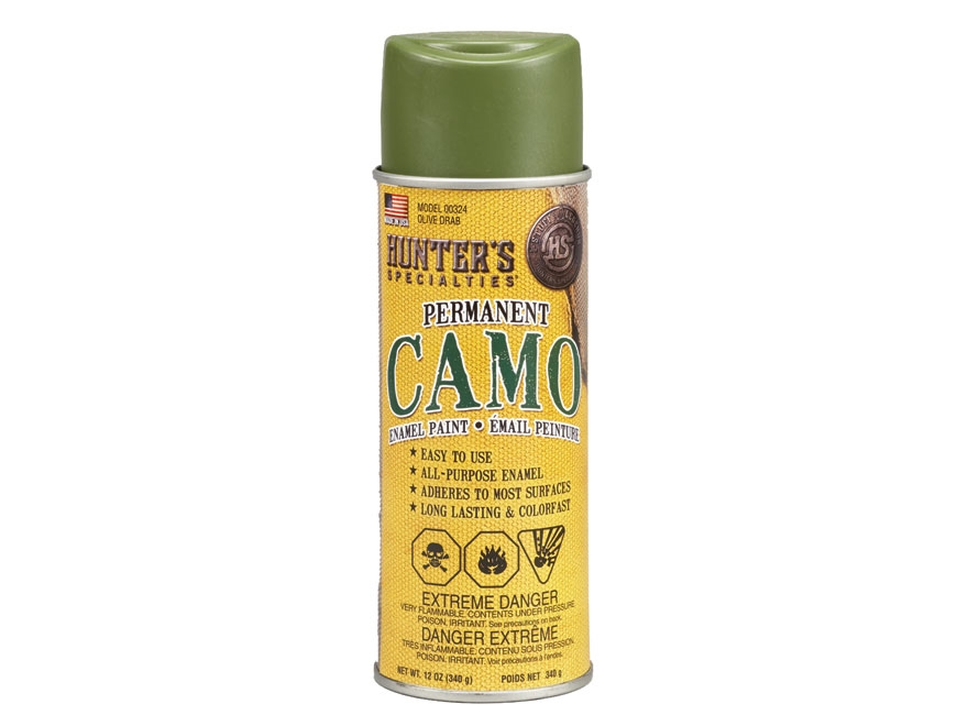 Hunter's Specialties Camo Paint 12oz Aerosol