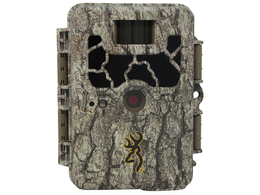 Browning Spec Ops Black Flash Infrared Game Camera with Viewing Screen 8.0 Megapixel Camo