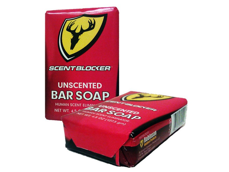 ScentBlocker Scent Elimination Bar Soap 4.5 oz