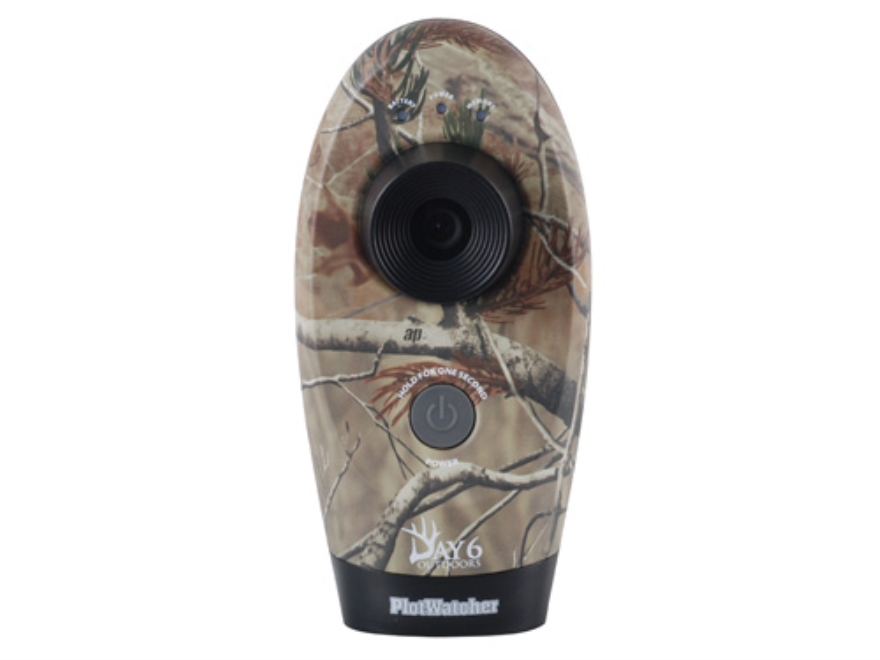 Day 6 PlotWatcher HD Time Lapse Game Scouting Camera Realtree AP Camo