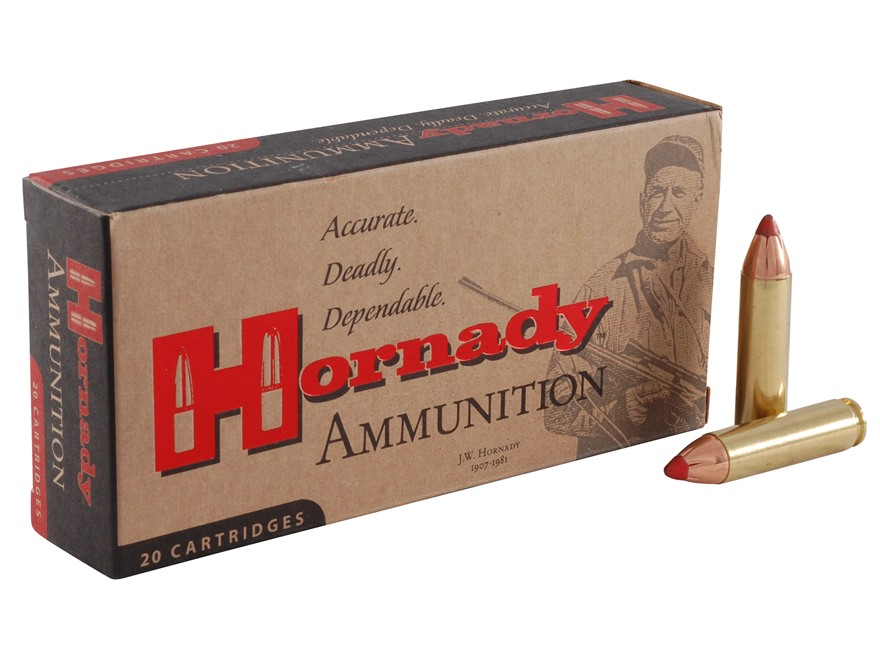Hornady Custom Ammunition 450 Bushmaster 250 Grain SST Flex Tip eXpanding Box of 20