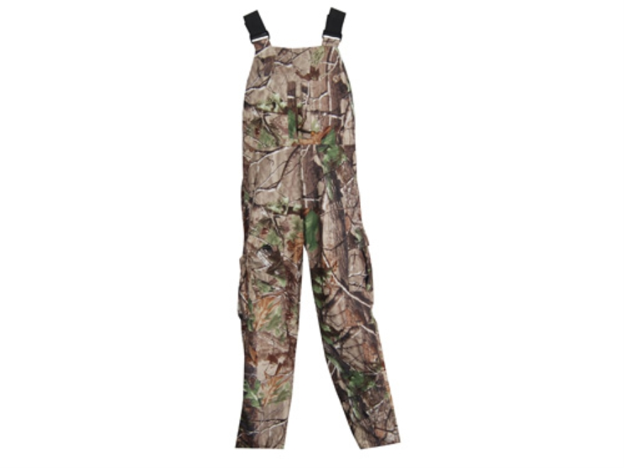"Ol' Tom Mens Technical Turkey Bibs Polyester Realtree APG Camo XL 40-42 Waist 32"" Inseam"