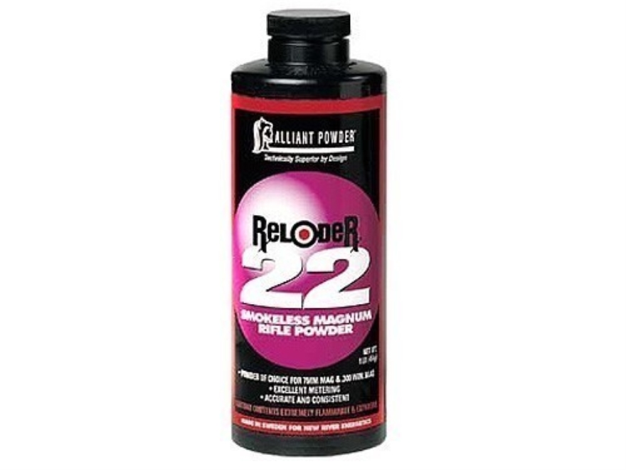 Alliant Reloder 22 Smokeless Powder