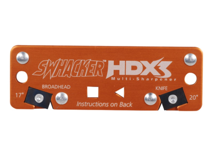 Swhacker HDX3 Broadhead Sharpener