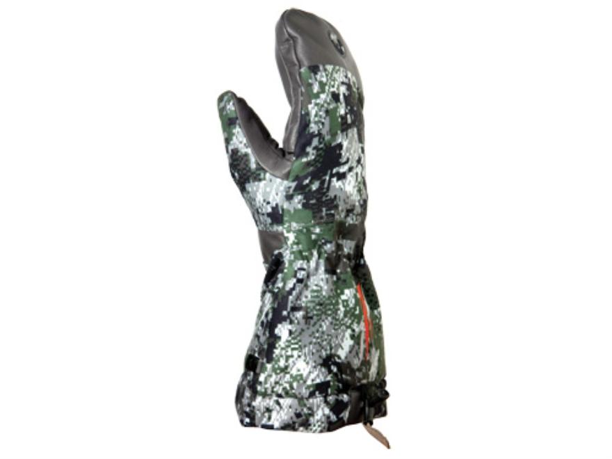 Sitka Incinerator Mitt Glove Polyester