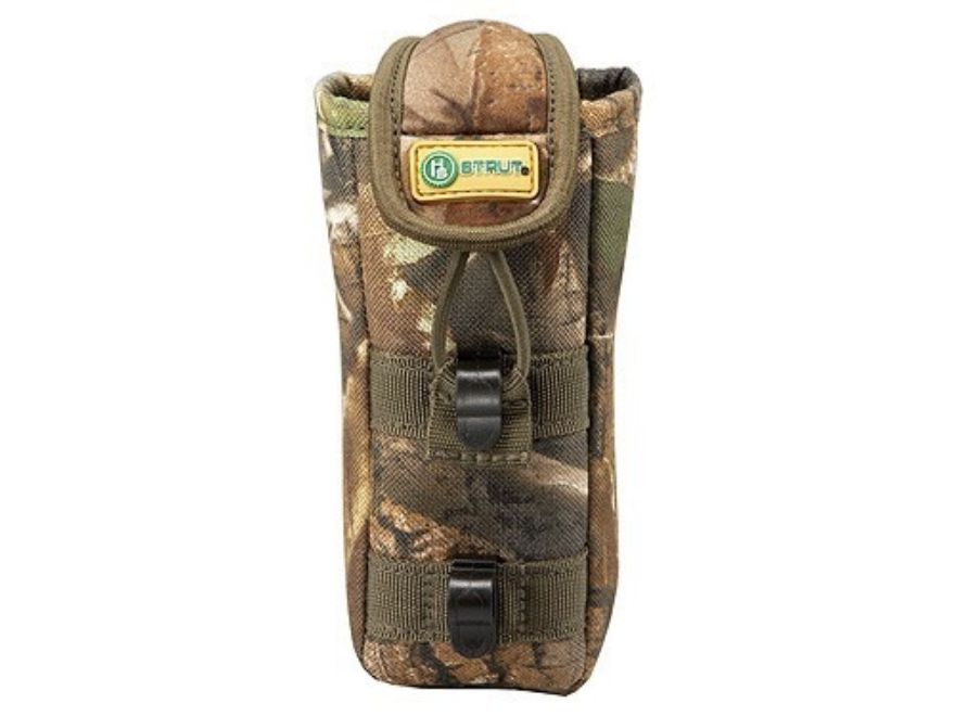 H.S. Strut Box Turkey Call Holster Polyester Realtree APG Camo