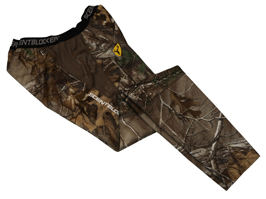 ScentBlocker Men's NTS Base Layer Pants