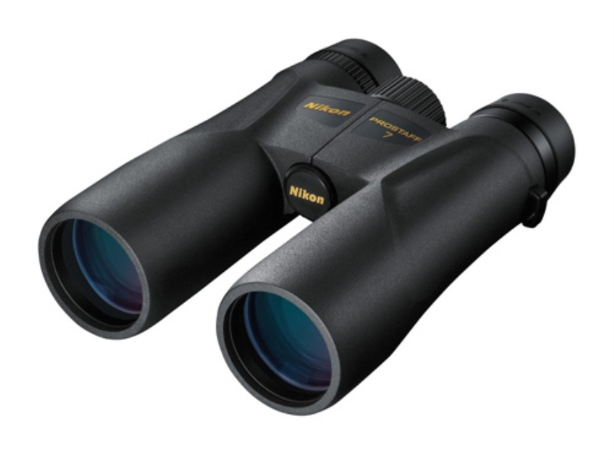 Nikon Prostaff 7 Series ATB Binocular 8x 42mm Roof Prism Armored Black