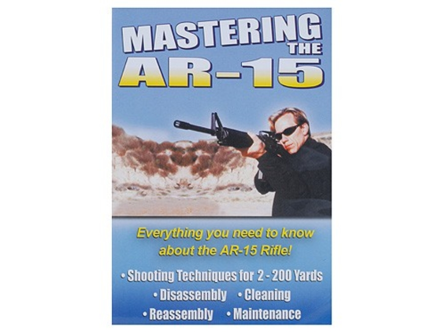 "Gun Video ""Mastering the AR-15"" DVD"