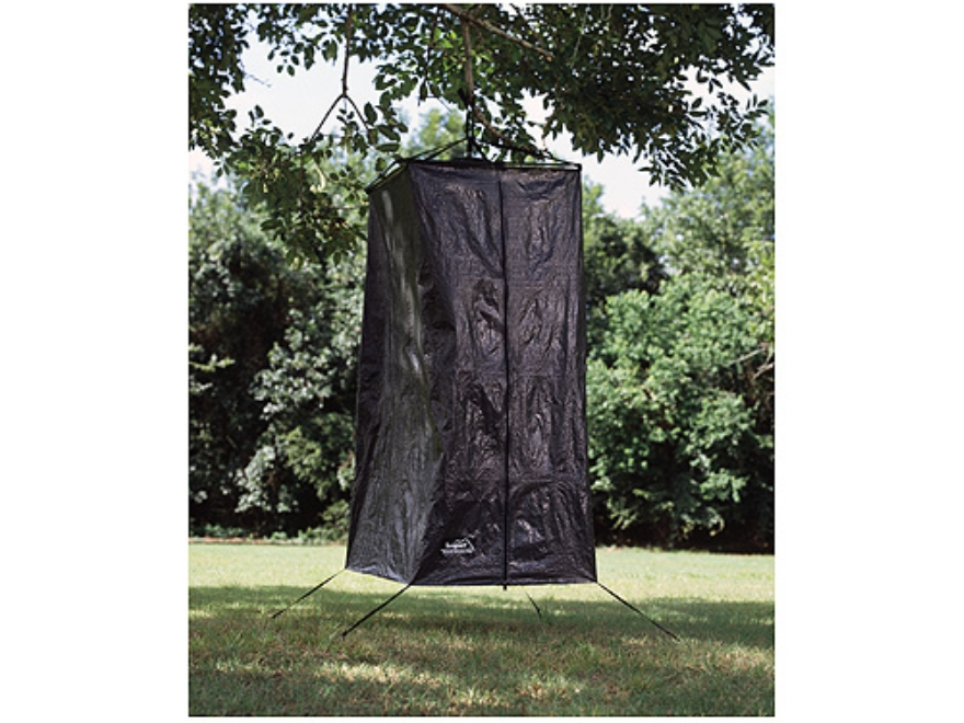 Texsport Privacy Shelter with Shower Polyester Black