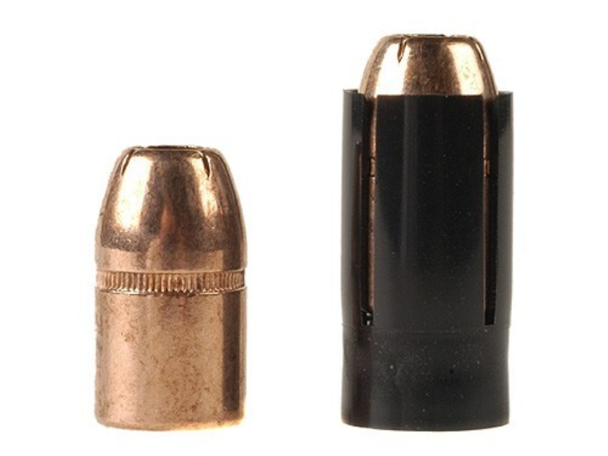 Hornady XTP Mag Bullets 50 Caliber Sabot with 45 Caliber 300 Grain Jacketed Hollow Point Magnum Box of 20