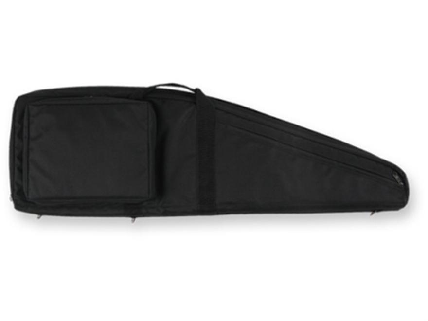 "Bulldog Extreme Double Assault Rifle Gun Case 47"" Nylon Black"