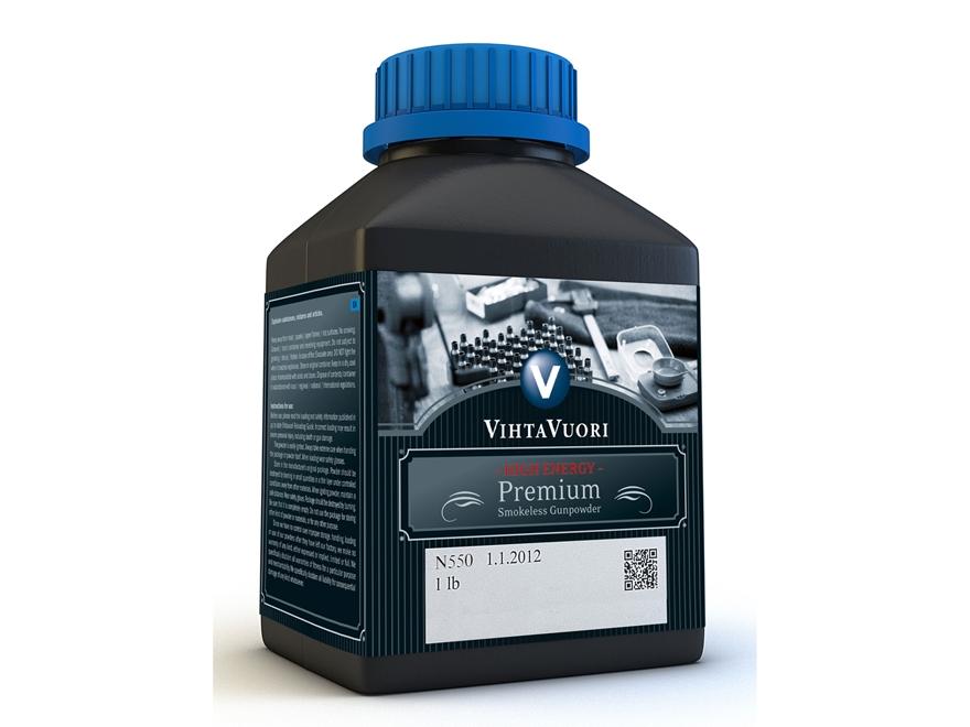 Vihtavuori N550 Smokeless Gun Powder 1 lb