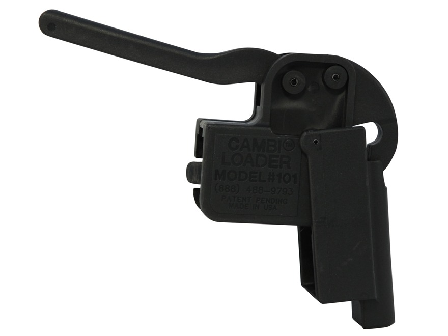 Mounting Solutions Plus AR-15/M16 CAMBI Magazine Loader Polymer Black