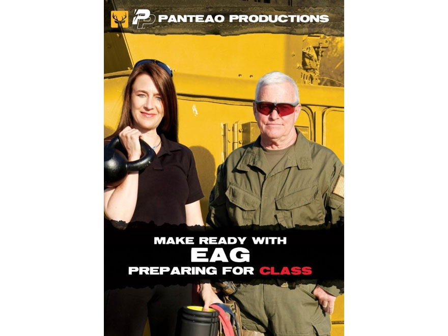 "Panteao ""Make Ready with EAG: Preparing for Class"" DVD"