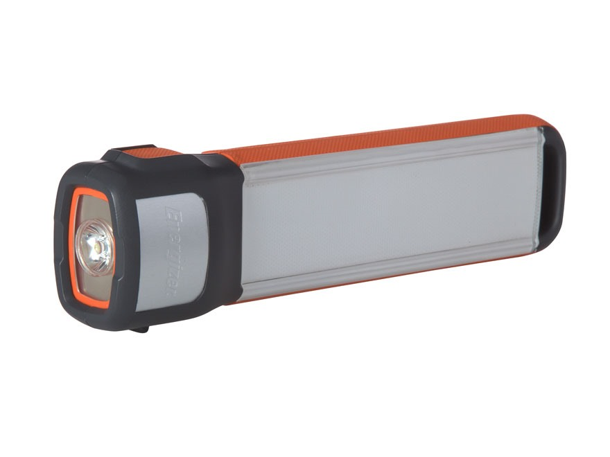 Energizer 2 in 1 LED Flashlight LED with 4 AA Batteries Polymer