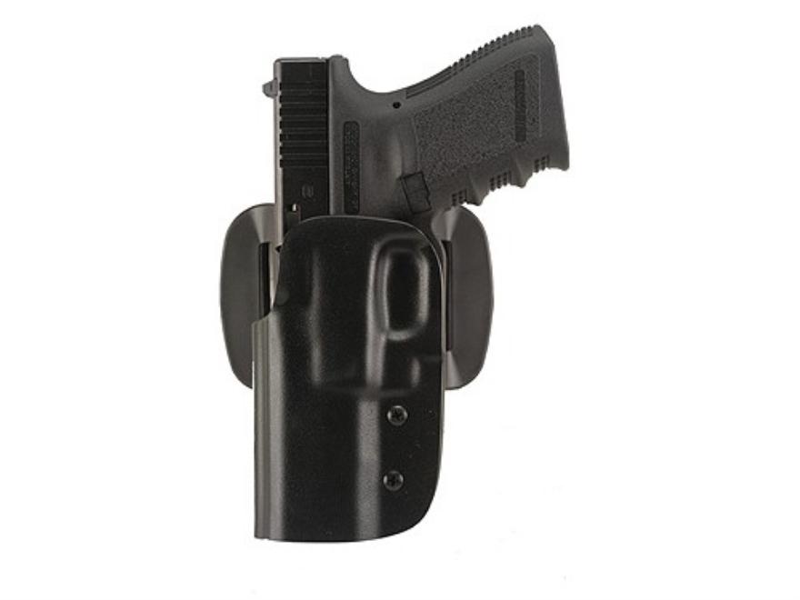Blade-Tech DOH Dropped and Offset Belt Holster FNP-9 ASR Loop Kydex Black