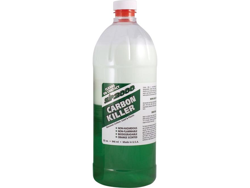 Slip 2000 Carbon Killer Cleaning Solvent Liquid