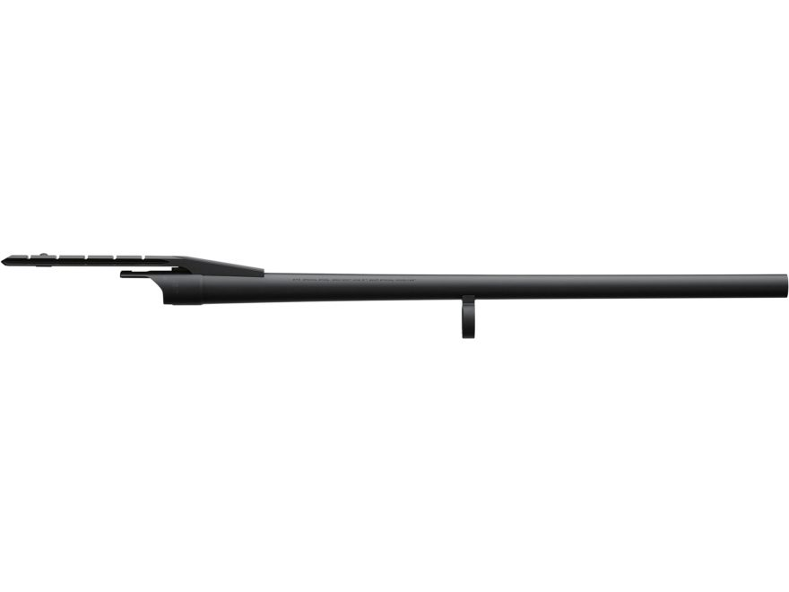 "Browning Barrel Browning BPS Deer Special 20 Gauge 3"" 1 in 24"" Twist 22"" Rifled with Cantilever Scope Mount Matte"