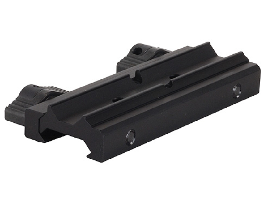 Weaver Tactical ACOG Mount Picatinny-Style Matte
