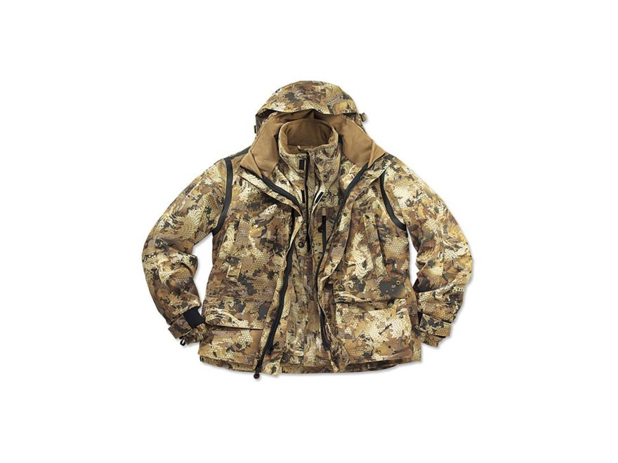 Beretta Men's Xtreme Ducker 2-in-1 Waterproof Insulated Jacket