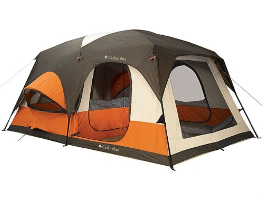 Columbia Cougar Flats Cabin Tent 15 X 10 X 86 Polyester